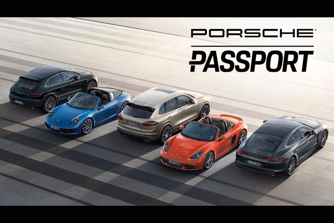Boxster Or Spyder Introducing Porsche Passport StyleNoChaser - Porsche roadside assistance