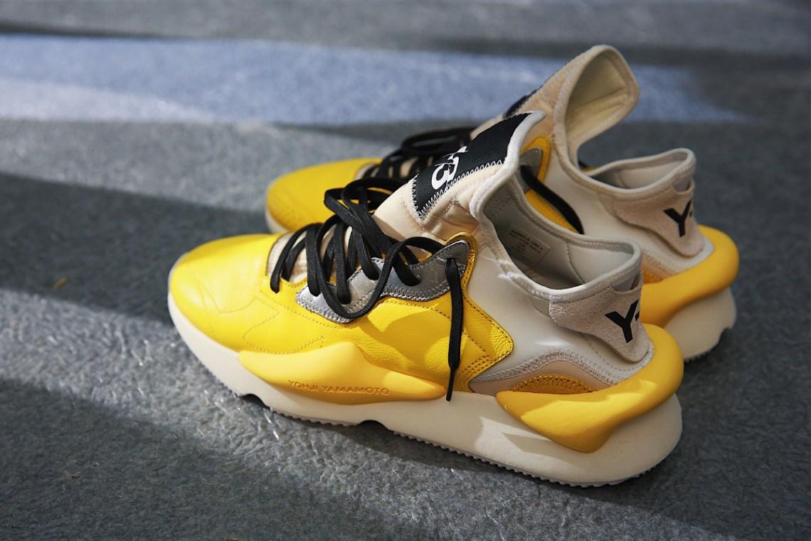 5905bdedde3 Y-3 FW18 Footwear Is Just Amazing!