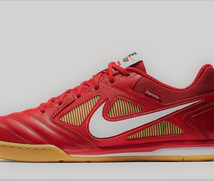 the latest b8472 11196 Supreme X Nike SB Gato: Re-release | StyleNoChaser