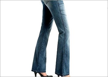 Boot Cut Jeans for Girls