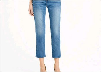 Cropped Jeans for Girls