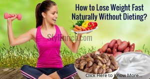 How to Lose Weight Fast Naturally Without Dieting?