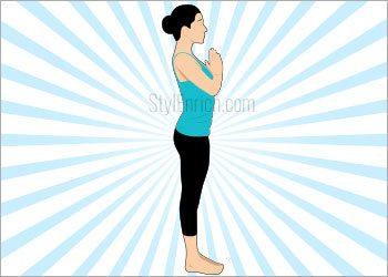 sun salutation yoga or surya namaskar yoga for beginners