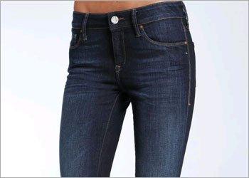 Straight Cigarette Jeans for Girls