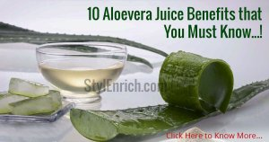 Aloe Vera Juice Benefits for Your Overall