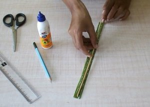 Bunch-of-roses-craft-ideas