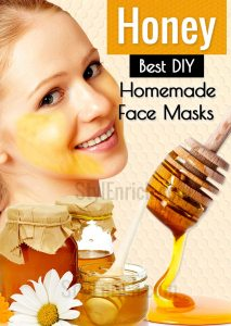 Diy-honey-face-masks
