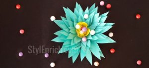 How to Make Beautiful Paper Flower?
