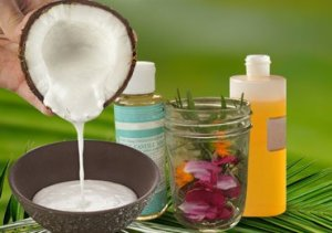 Homemade Natural Shampoo