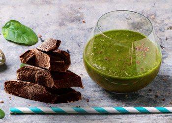 Chocolate-green-shake-smoothies