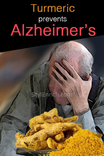Turmeric Prevents Alzheimers