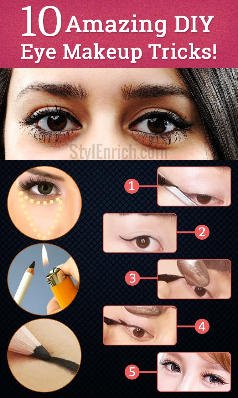 DIY Makeup Ideas