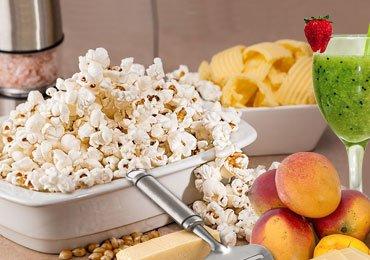 Yummy Healthy Snacks Ideas