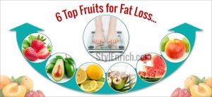 6 Top Fruits for Fat Loss
