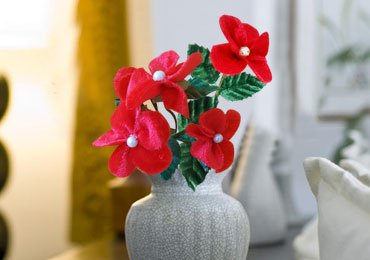 How to Make Fabric Flowers Diy Craft?