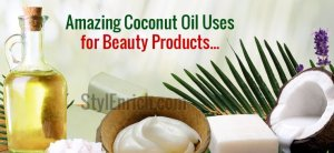 Coconut Oil Uses for Beauty Products