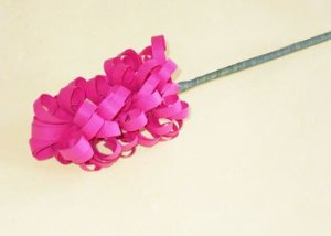 How-to-make-easy-hyacinth-paper-flower