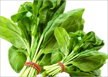Spinach For Gaining Beautiful and Healthy Hair