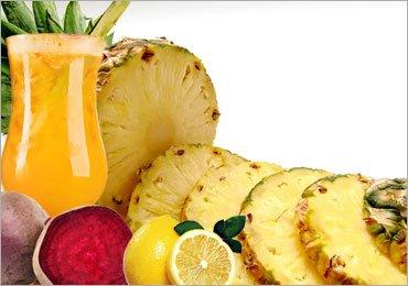 Beauty Benefits of Pineapple