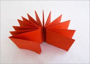 Origami-book-craft-idea