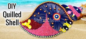 Quilling DIY Projects for Your Home Decoration!
