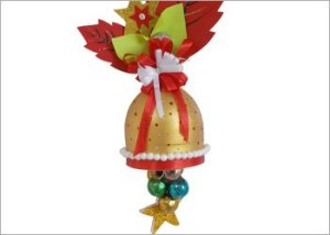 Christmas-bell-easy-diy-craft