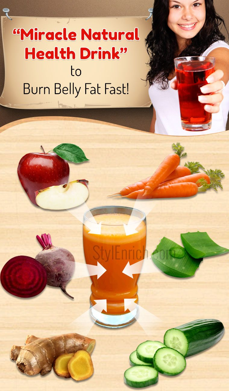 How to burn belly fat?