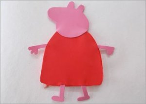 Peppa-pig-recycled-craft