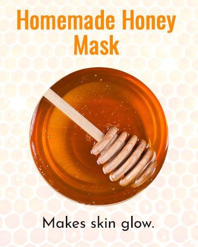 DIYHomemade Honey Face Masks