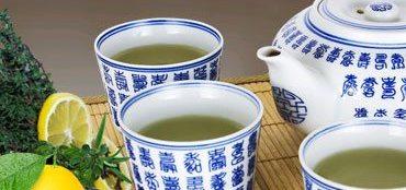 Green Tea and Lemonade Weight Loss Drinks