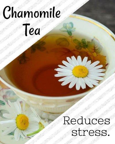 Benefits of Chamomile Tea