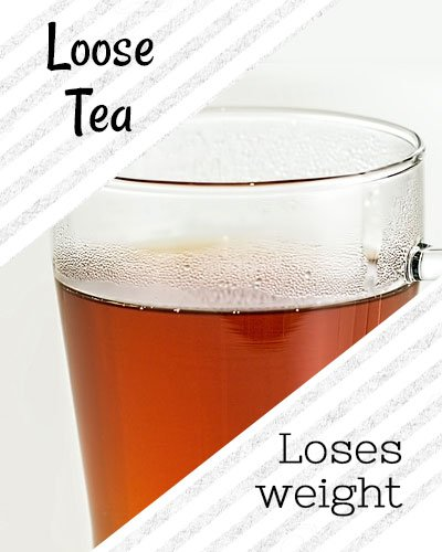 Benefits of Loose Tea