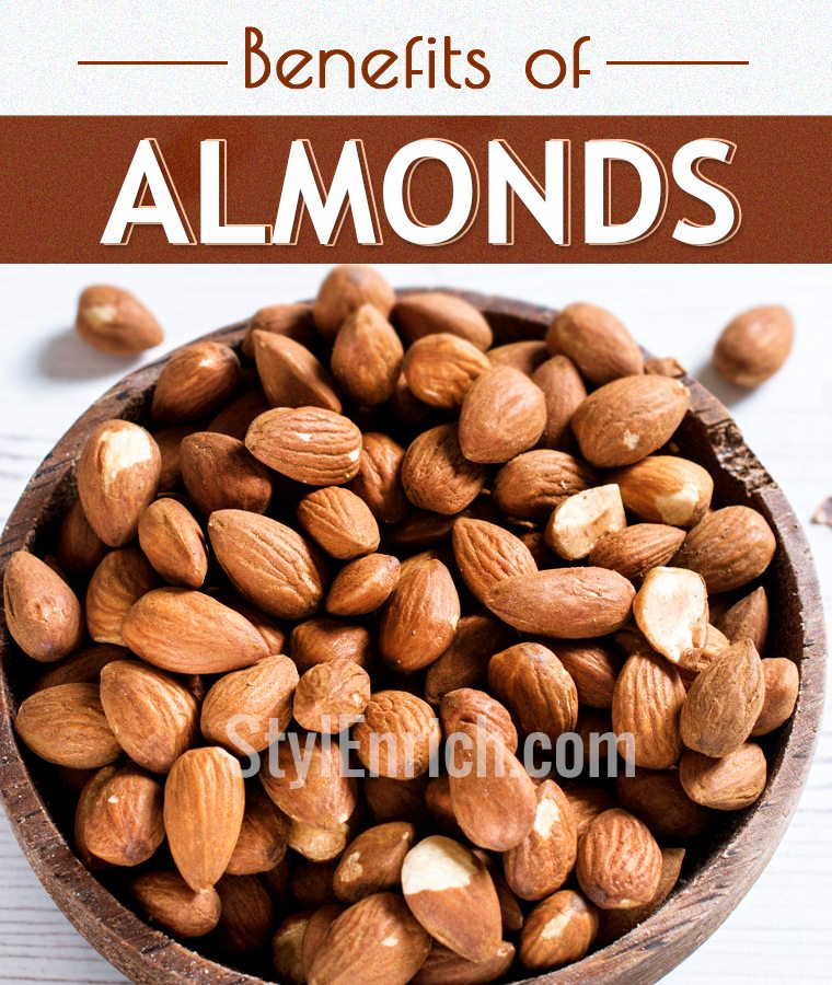 Almonds Nutrition