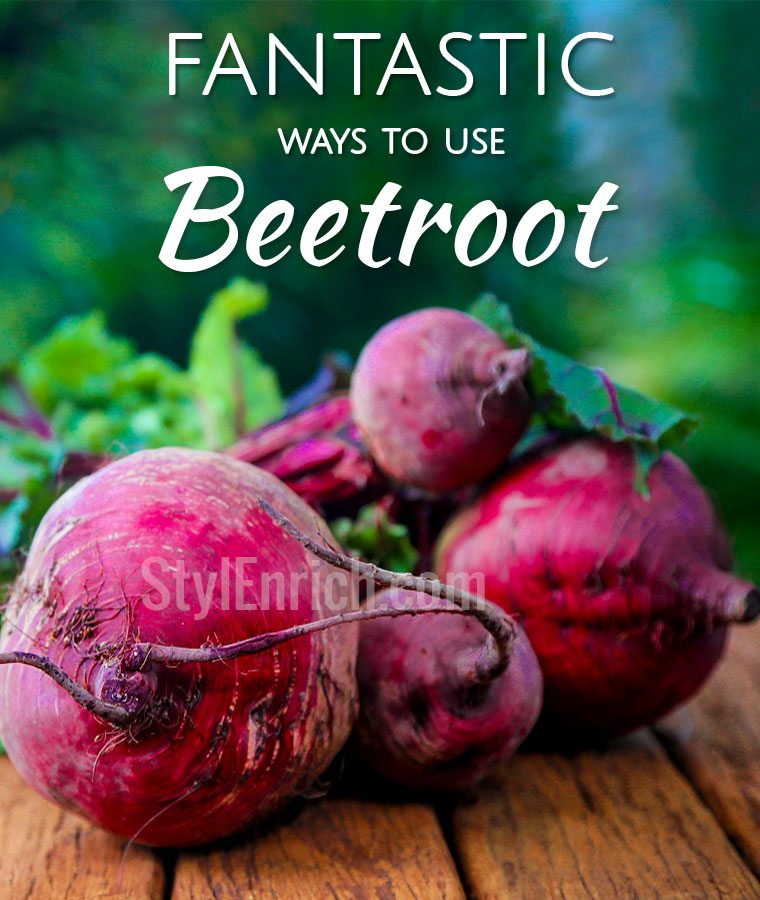 Benefits of Beetroot for Skin and Hair