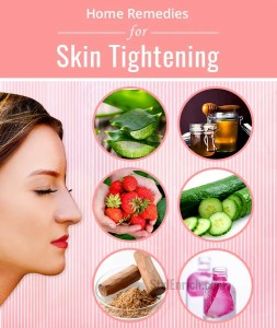 Skin Tightening Home Remedies Just For You!