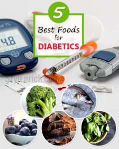 Foods for Diabetics