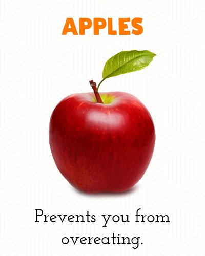 Apples to Lose Belly Fat