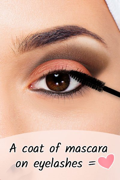 Mascara For Black Eyes