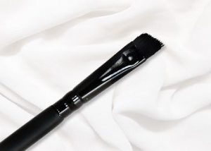 Eyebrow makeup brush