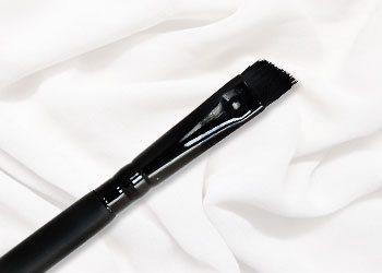 Eyebrow makeup brush