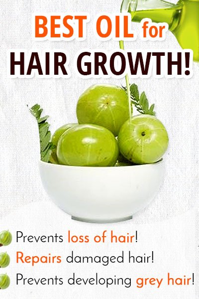 Amla Oil for Hair Growth