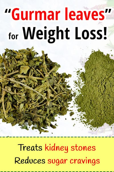 Gurmar Leaves For Weight Loss