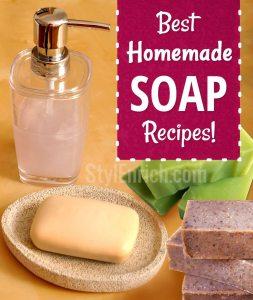 Best-homemade-soap-recipes