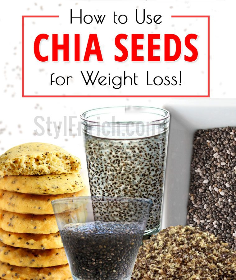 Chia seeds for weight loss