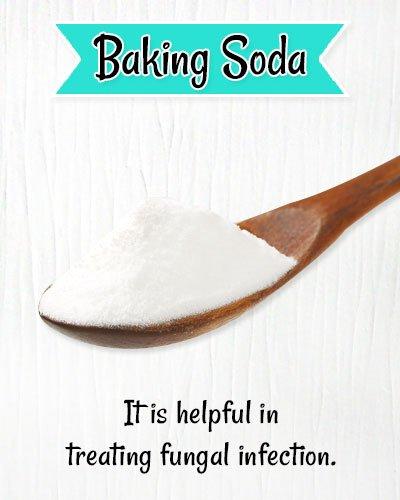 Baking Soda To Achieve Clean Scalp