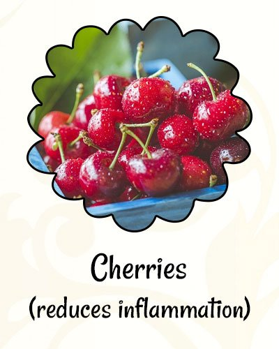 Cherries for Osteoarthritis
