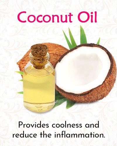 Coconut Oil For Shingles