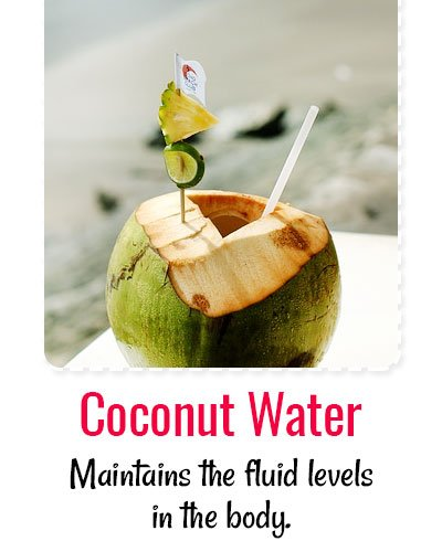 Coconut Water For Dengue Treatment
