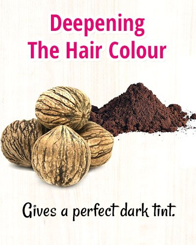 Deepening The Hair Colour
