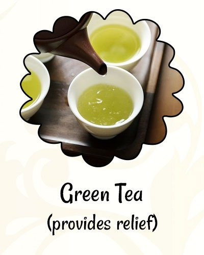 Green Tea To Get Relief From Osteoarthritis